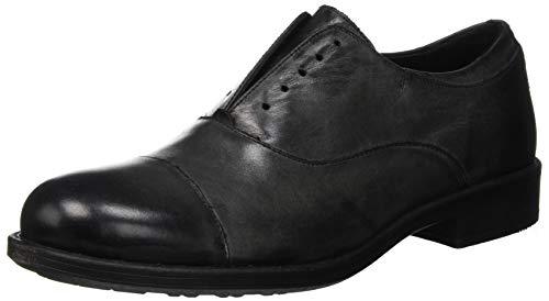 BATA 8246240, Sneaker Uomo Nero (Nero 6)