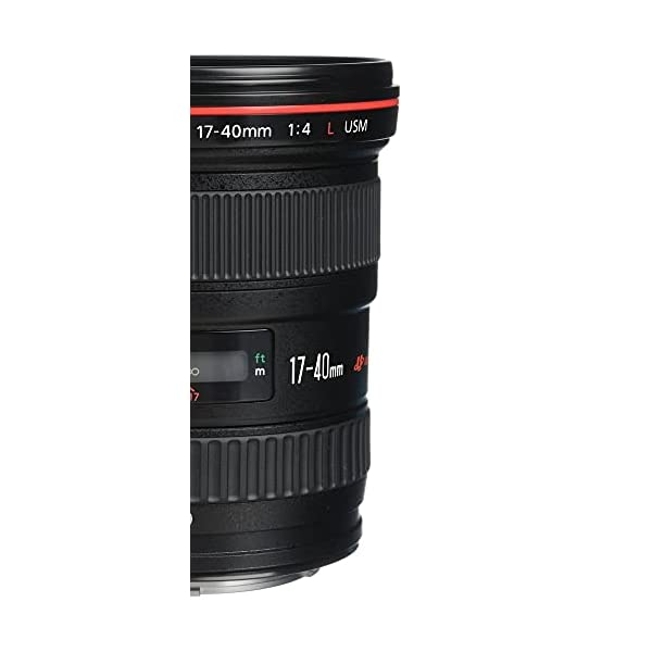 RetinaPix Canon EF 17-40mm F/4.0L USM Zoom Lens for Canon DSLR Camera