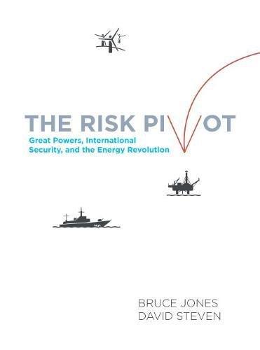The Risk Pivot: Great Powers, International Security, and the Energy Revolution [Bruce D. Jones - David Steven] (Tapa Blanda)