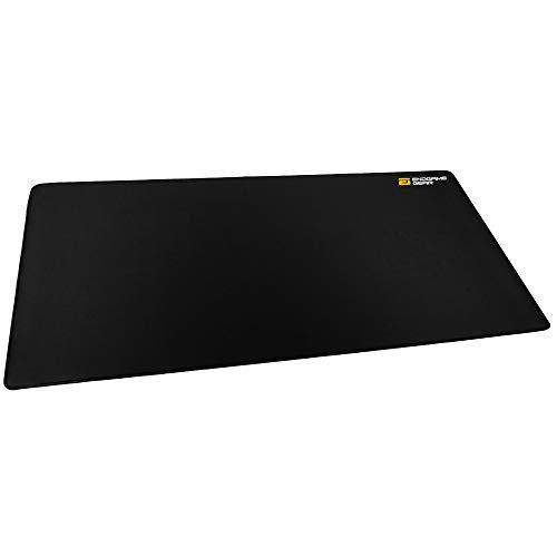 ENDGAME GEAR MPJ-1200 Rutschfestes Gaming-Mauspad – XXL Mauspad - Schreibtischunterlage - Größe : 1200x600mm - Ergibt Ausgezeichnete Gleiteigenschaften für alle Maustypen - Black (schwarz)
