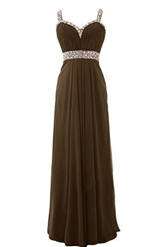 Missdressy -  Vestito  - Donna marrone 40