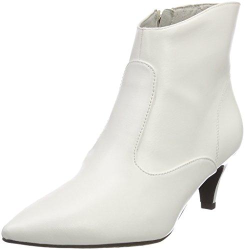 Stivaletti 100 25328 white Donna Tamaris Bianco 5zwfBz