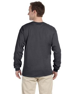 By Gildan Adult Ultra Cotton 6 Oz Long-Sleeve T-Shirt Style # G240 - Original Label 5XL - White