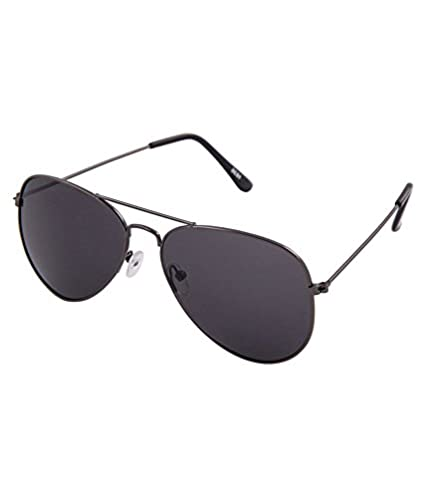 ccdb998fb4c Generic Men s Aviator and Wayfarer Sunglasses(Black)  Amazon.in  Clothing    Accessories