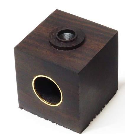 木製エンドピンストッパー 響木箱 L B07QR5P345  L