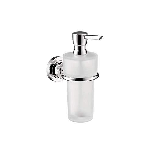 Axor 41719000 Wall-Mounted 8oz Soap Lotion Dispenser, Chrome