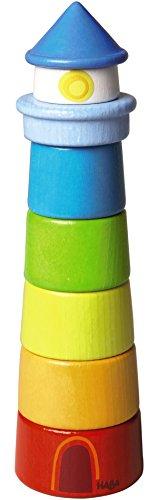 HABA 300170 - Stapelspiel Leuchtturm