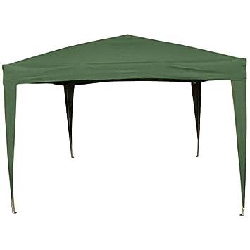Airwave 3x3m Waterproof Green Pop Up Gazebo - Frame u0026 Canopy Marquee Tent (No Sides  sc 1 st  Amazon UK & Airwave 3x3m Waterproof Green Pop Up Gazebo - Frame u0026 Canopy ...