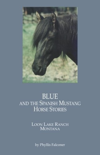 (Blue and the Spanish Mustang HORSE)