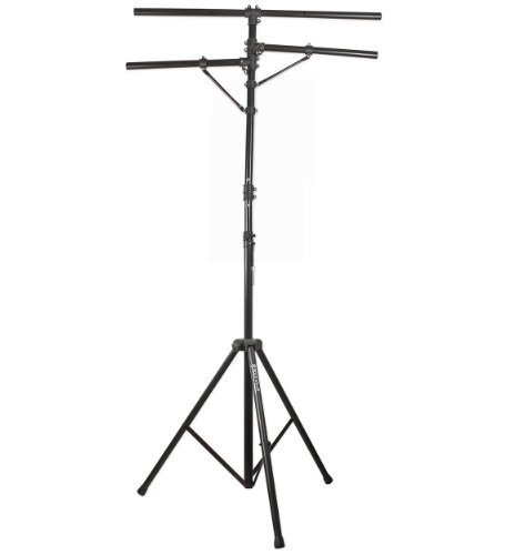 Rockville RVLS1 12' Ft Tripod Lighting Tree Stand w/Side Bars - 110lb Capacity 12' Tripod Stand