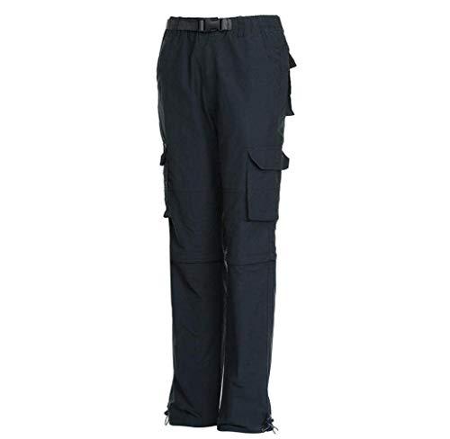 Rapide Pour Vrac Style Décontractés Crystallly Cargo Amovibles Pantalons Séchage Combinaisons Simple Plein Grau Pantalon Hommes En Air gPgIw5x