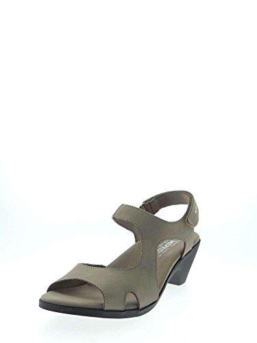 Mephisto - Sandalias de vestir para mujer Light Grey