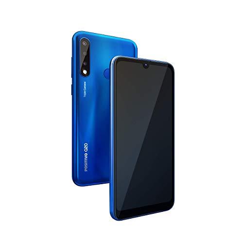 "Smartphone Positivo Q20, 4Gb Ram, 128Gb, Tela 6.1"", Camêra 13Mp Wide, 5Mp Ultrawide e 2Mp Profundidade, Câmera Frontal de 8Mp , Midnight Blue"