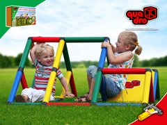 Quadro | My First Giant Construction KIT | Climbing Toy | Large Scale Building Set by Quadro (Image #2)
