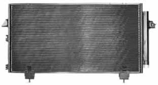 TYC 3383 Mitsubishi Endeavor Parallel Flow Replacement Condenser 13-00-3383