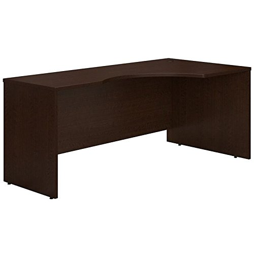 Bush Business Furniture WC12923 Desk, Mocha Cherry