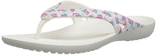 Open Back Slippers Ii Brown Flamingo Women's Crocs Kadeeiilprdflp EwqAAv