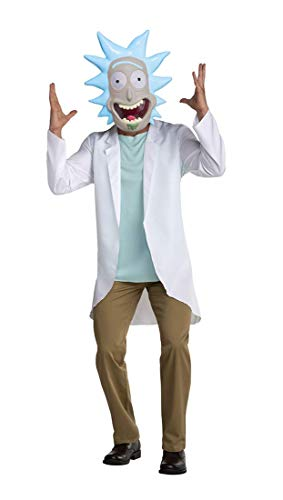 Palamon Adult Rick and Morty Rick Costume Medium -
