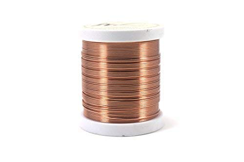 22 Gauge Colored Coated Copper Jewelry Making Bead Craft /& Floral Wrapping Wire
