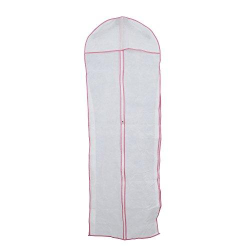 Trenton Transparent Garment Overcoat Clothes Dustproof Co...