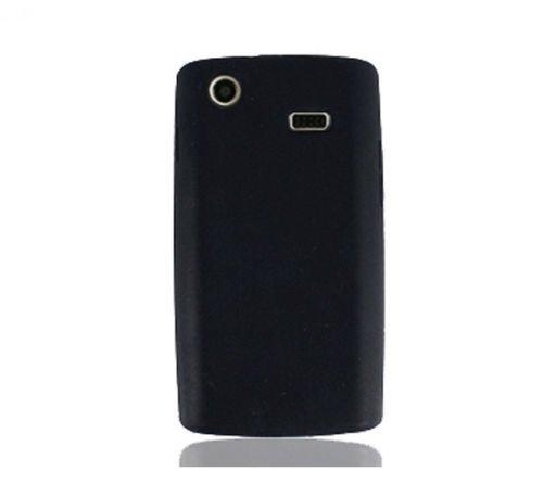 - FastSun LCD Guard + Silicone Cover Case for Samsung Captivate Galaxy S SGH-i897 SGH-I896 (Black)