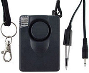 Personal & Door Window Alarm - Set of 3 by 32sports.com
