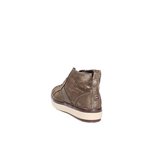 TOMMY HILFIGER Damen High-Top Sneaker Schnürschuhe STACY 1B