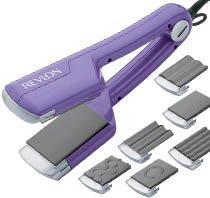 Revlon RV066C Professional 6-in-1 Dual Voltage Hair Styler