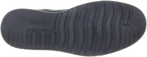 Ecco ECCO BRADLEY 534004 - Zapatos casual de cuero para hombre Negro