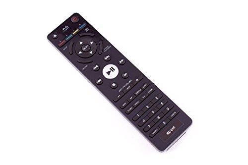 New Vizio Blu-Ray DVD Remote Control VR7 VR7A for VIZIO VBR100 VBR110 VBR200W VBR210 VBR220 VBR231 VBR333 VBR334 Blu-ray DVD-30 Days Warranty! (Vizio Blue Ray Remote Control)