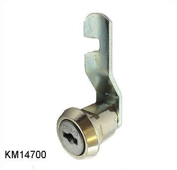 403160a874c594 Camlock with 2 Keys - for Link WSS Lockers - Mastered PCC01 - Ronis 14700 -  20mm Cranked Notched  Amazon.co.uk  DIY   Tools