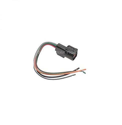 O2 Sensor Connector - Standard Motor Products S627 Pigtail/Socket