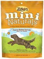 Mini Naturals Treat Quantity: 1-lb, Flavor: Peanut Butter