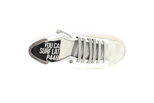 Sneaker P448 A6JOHN WHI/BRZ - Size:45