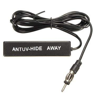 (Hidden Amplified Antenna Motorcycle Universal Electronic - 1PCs)