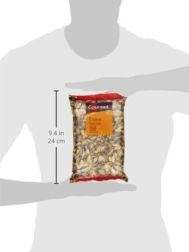 Gourmet Frutos Secos Pipas de Girasol Tostadas con Aqua y Sal - 200 g: Amazon.es: Amazon Pantry