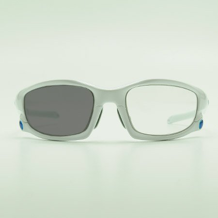 GOODMAN LENS MANUFACTURE(グッドマンレンズマニュファクチュア) OAKLEY(オークリー) SPLIT&WIND JACKET(スプリット&ウィンドジャケット)用レンズ クリア→グレー調光(サングラス 眼鏡 メガネ)   B009NNS8Q8