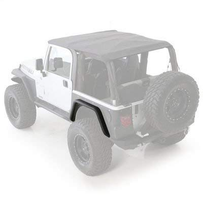 Compare Price 1997 Wrangler Flat Fender Flares On