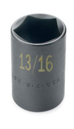 SK Hand Tool 1/2″ DR 13/16″ 5PT Pentagon SKT (SKT-34205)