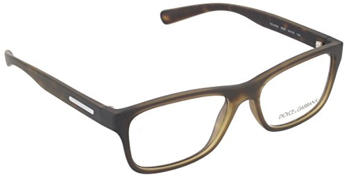 Dolce&Gabbana YOUNG&COLOURED DG5005 Eyeglass Frames 2899-54 - Crystal/Havana Rubber - Prices And Dolce Gabbana Shades