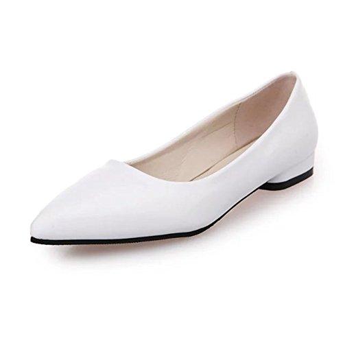zapatos bajo superficiales de La coreana en profundos versión Zapatos de primavera A planos Joker poco los la Joker 1CBWvqtvw