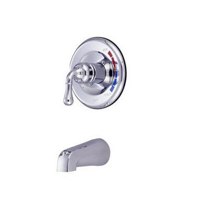 Elements of Design EB631TO Charles Shower Faucet Pressure