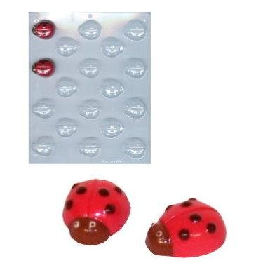 Lady Bug Candy Molds