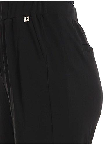 Pantalone Twin Viscosa Milano in Black Set qzwzarE