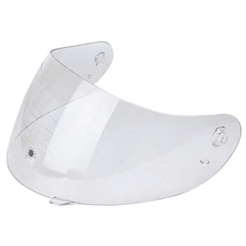 - AGV K3 K4 Full Face Helmet Visor Replacement Face Shield Anti-Scratch UV-Protected (Clear)