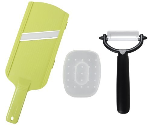 iMounTEK Ceramic Mandoline Durable Dishwasher product image