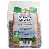 Graines de Chia noires 250 g