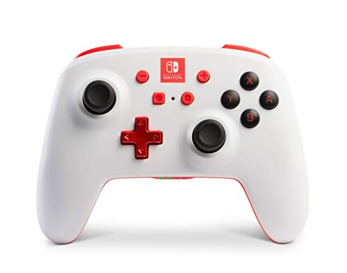 PowerA Enhanced Wireless Controller for Nintendo Switch White Nintendo Switch