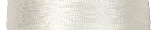 Cousin 300Ft White Nylon Bead Thread #30