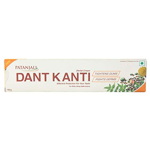 - Patanjali Dant Kanti Toothpaste(Pack of 5)
